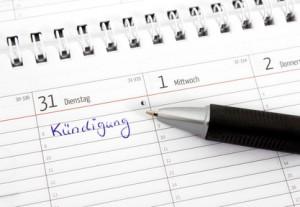 Kündigungsfristen Bei Mietvertrag Und Mietwohnung