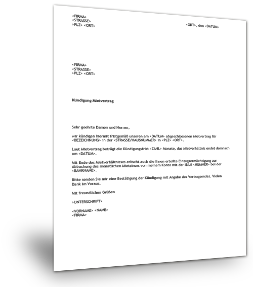 Mietvertrag Vorlage Fur Word Download Kostenlos Chip 0
